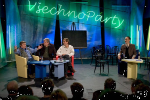 2005 V prvním díle s Mirkem Etzlerem, Romanem Skamene a Karlem Nešporem.
