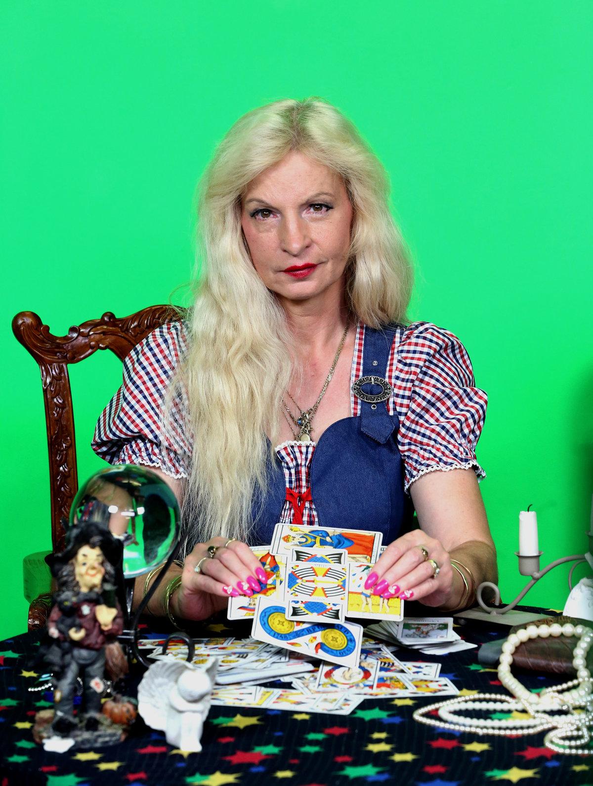 Televizní vědma Regina Kupcová Sádlová