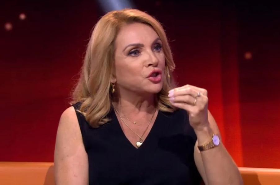 Zdenka Studenková ukázala ve slovenské talk show více, než chtěla!