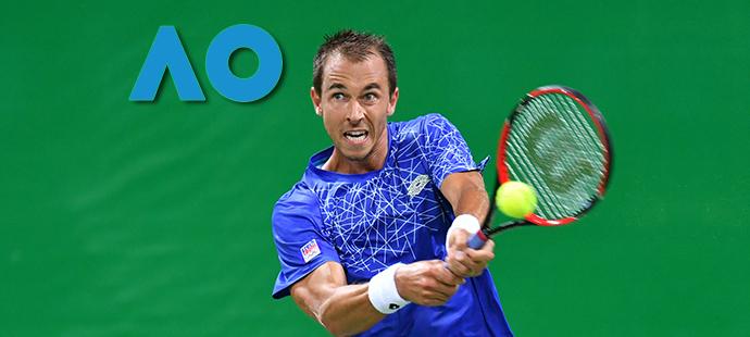 Lukáš Rosol čest českého tenisu v Austrálii nakonec nezachránil...