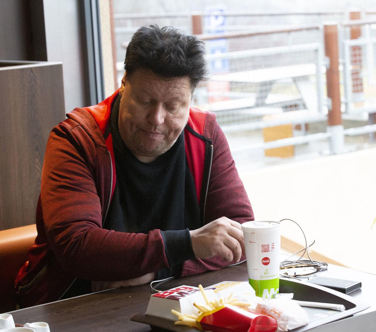 Timo Tolkki v Praze