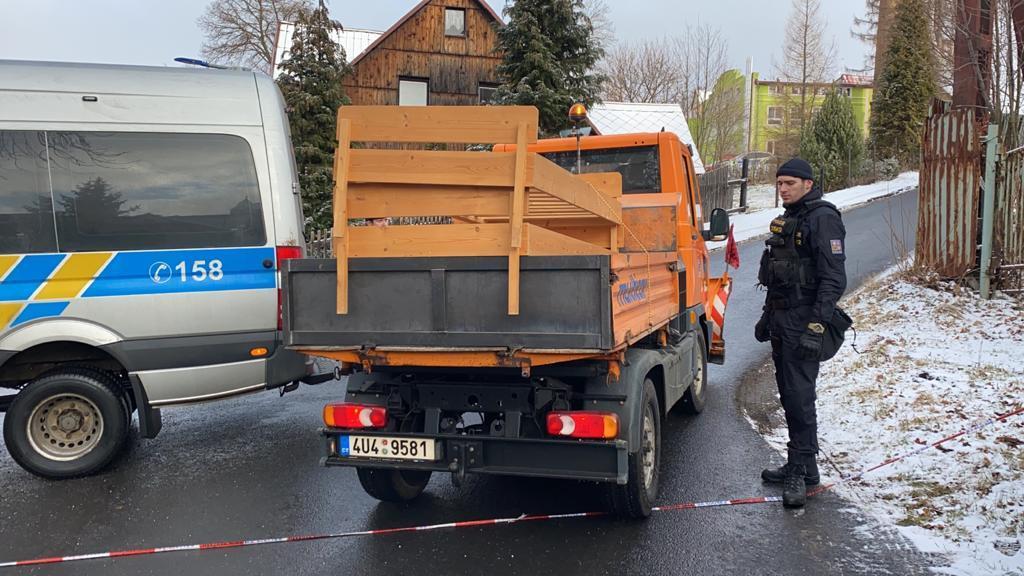 Na místo požáru do domova Kavkaz přivážejí nové postele