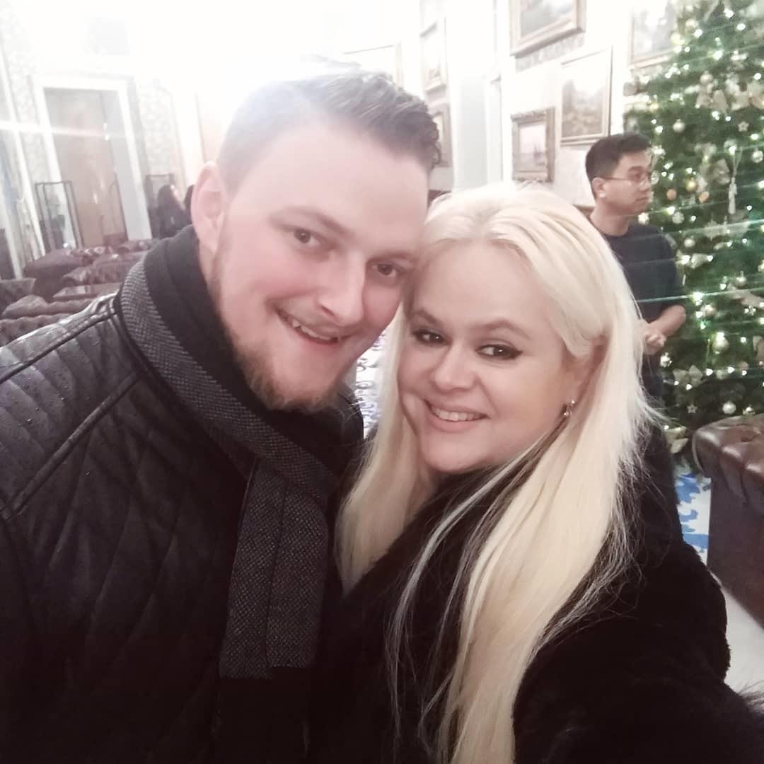 Monika s Petrem Biniasem