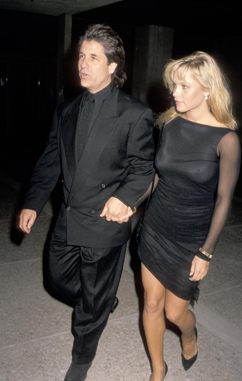 Pamela Anderson a Jon Peters spolu před 30 lety