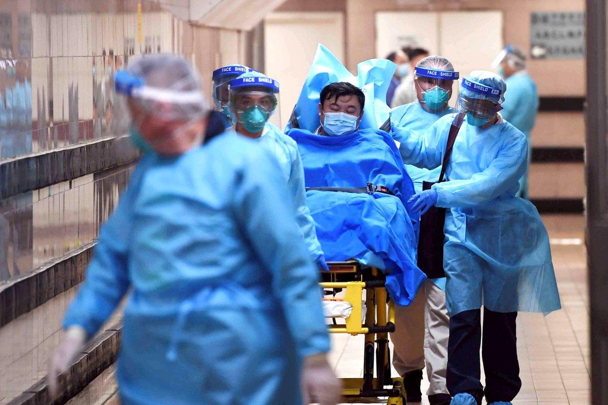 Nákaza koronavirem v Číně