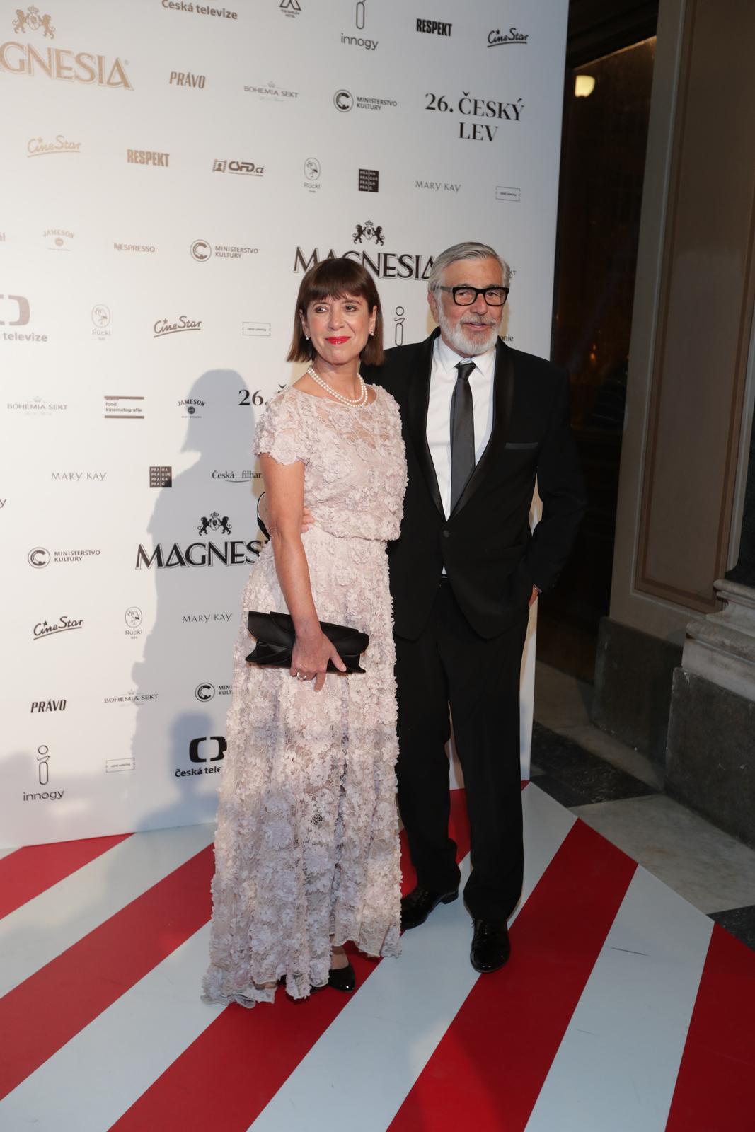 S manželkou Andreou, které říká Adélka, jsou spolu bezmála půl století.