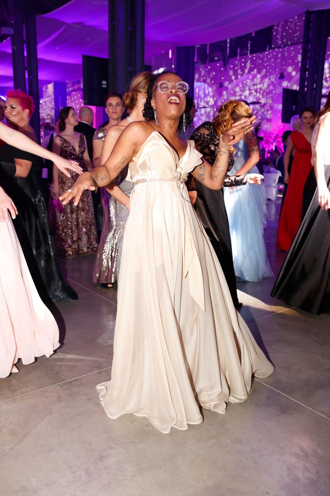 Ples jako Brno: Tonya Graves