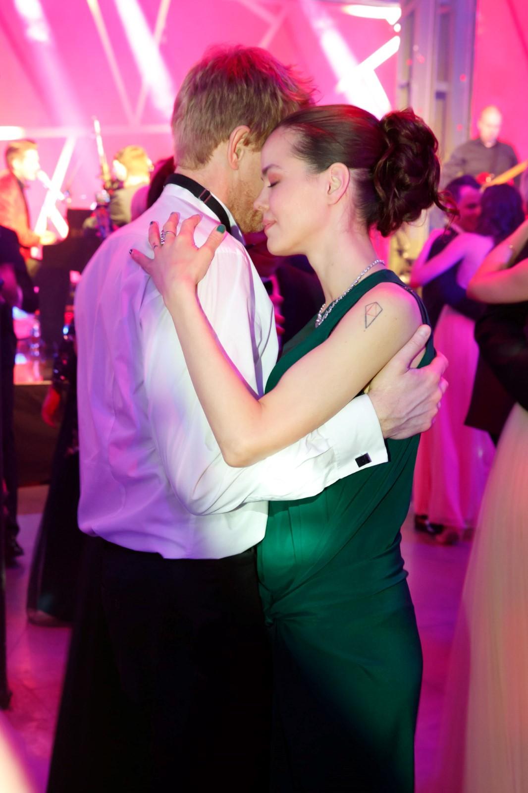 Ples jako Brno: Karel Janeček s Lilií