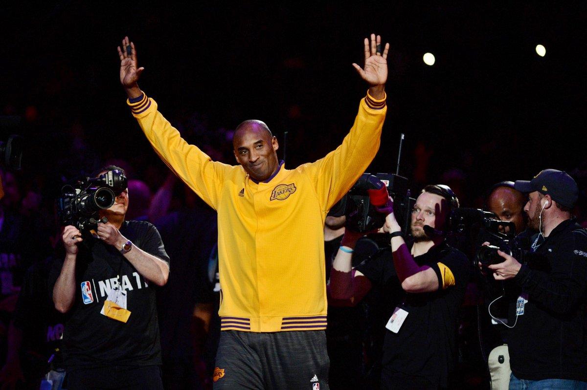 Kobe Bryant se stal legendou Los Angeles Lakers
