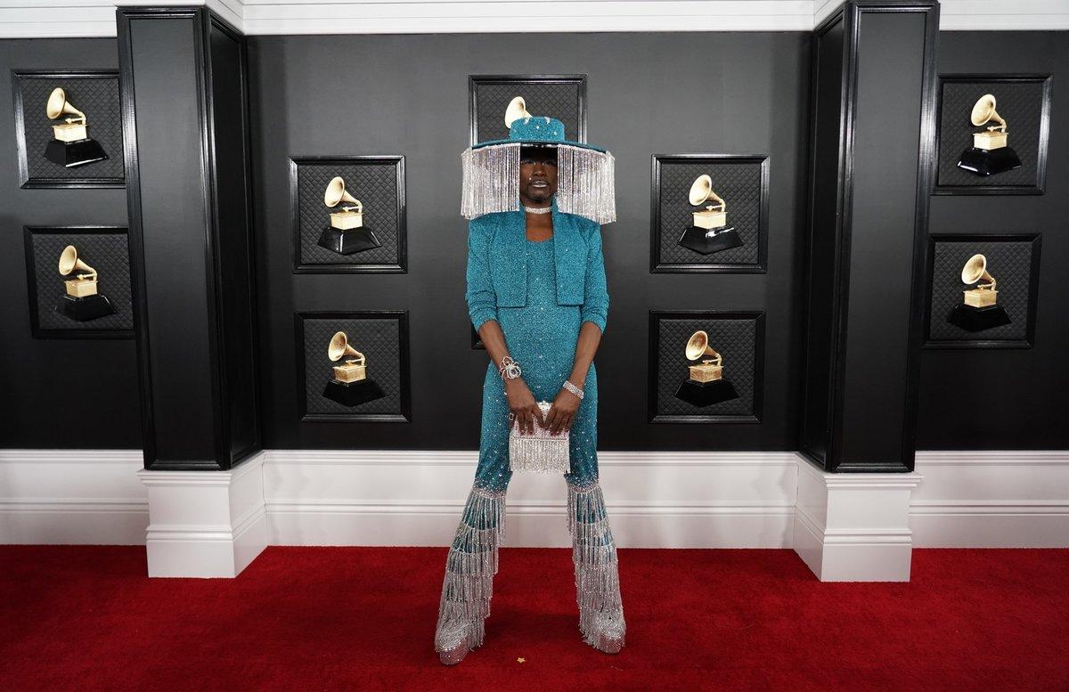 Grammy 2020: Billy Porter