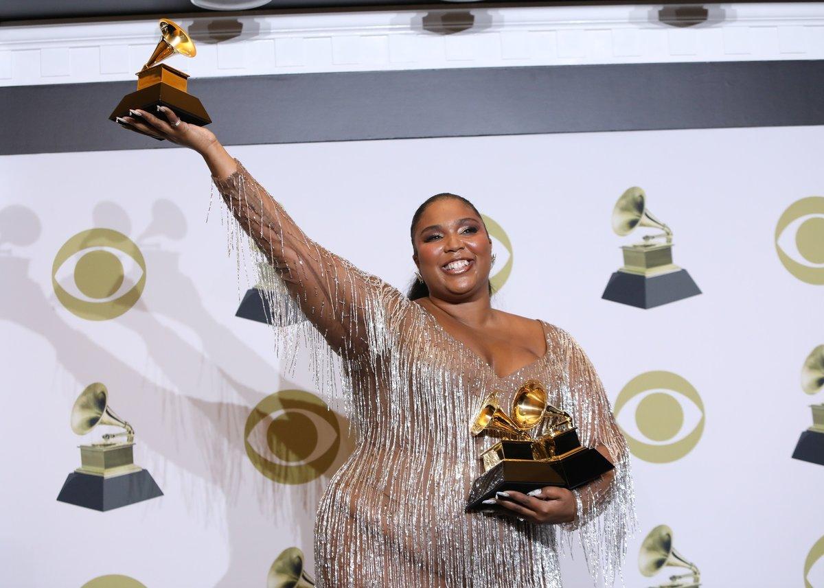 Grammy 2020: Rapperka Lizzo a tři ceny