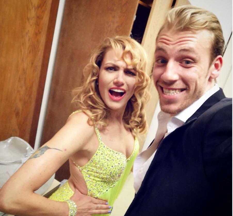 Gábina a Martin znovu tvoří taneční pár.
