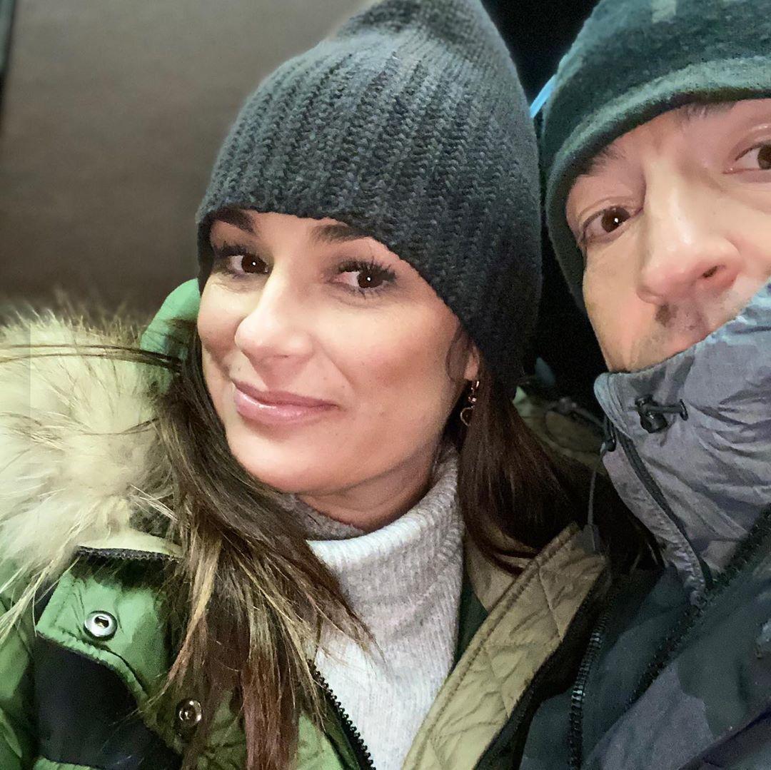 Alena Šeredová a Alessandro čekají prvního společného potomka.