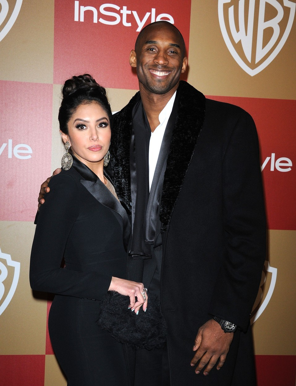 Vanessa a Kobe Bryant