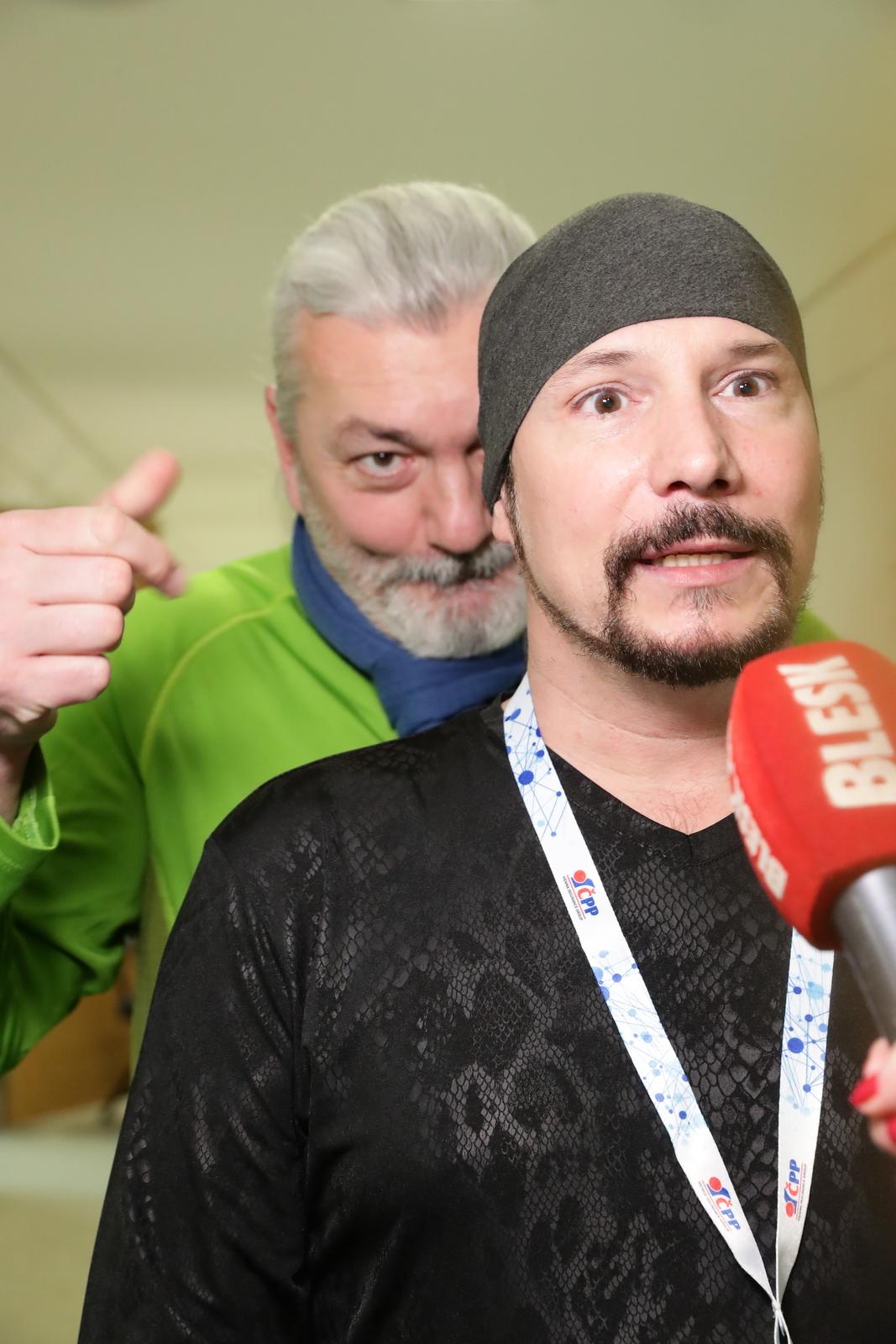 Pán démonů Daniel Hůlka Bohuše Matuše trochu pozlobil
