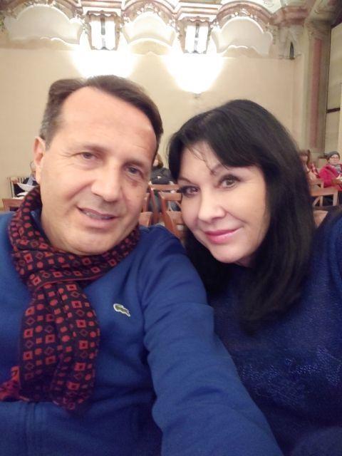 Dáda Patrasová a Ital Vito