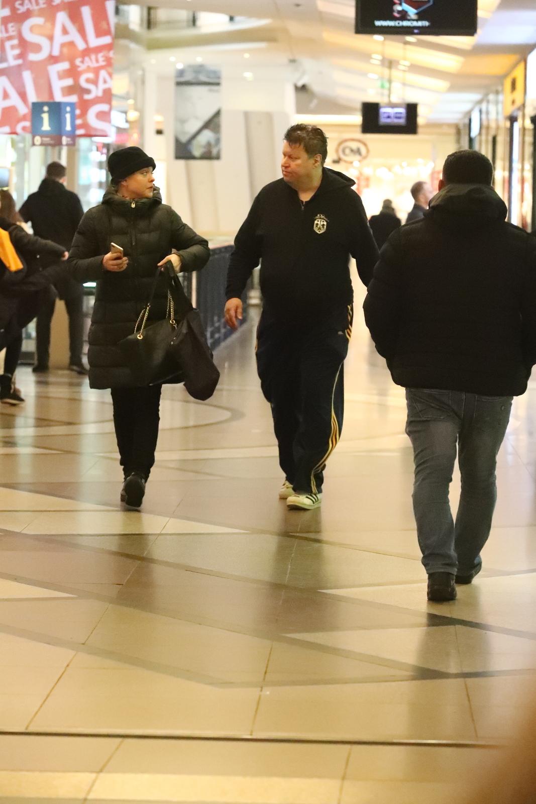 Dominika Gottová s manželem Timem