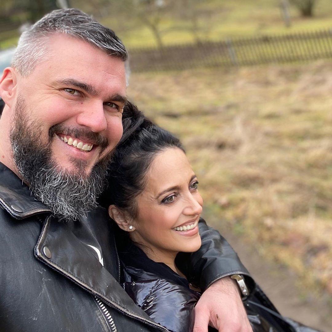 Lucie Bílá je s partnerem šťastná