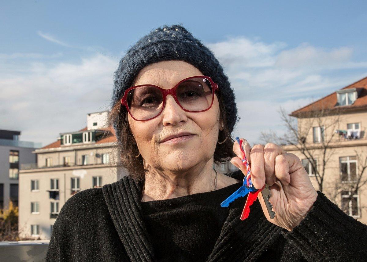 Listopad 2019 - Marta Kubišová