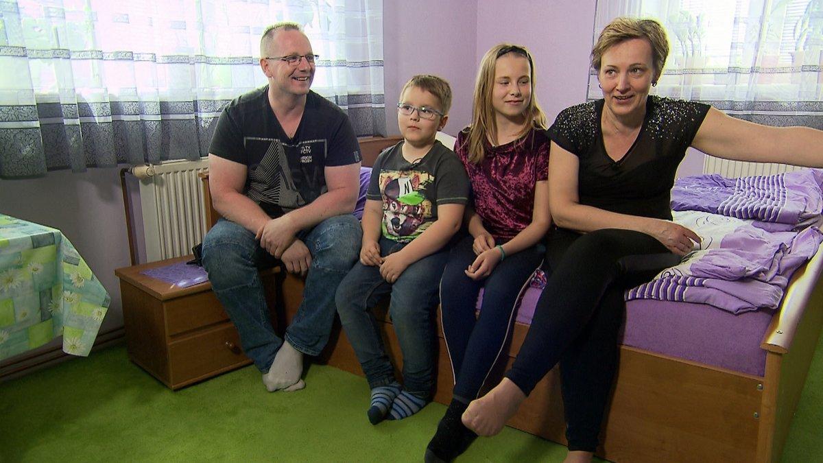 Renata, Petr, Patrik a Alena