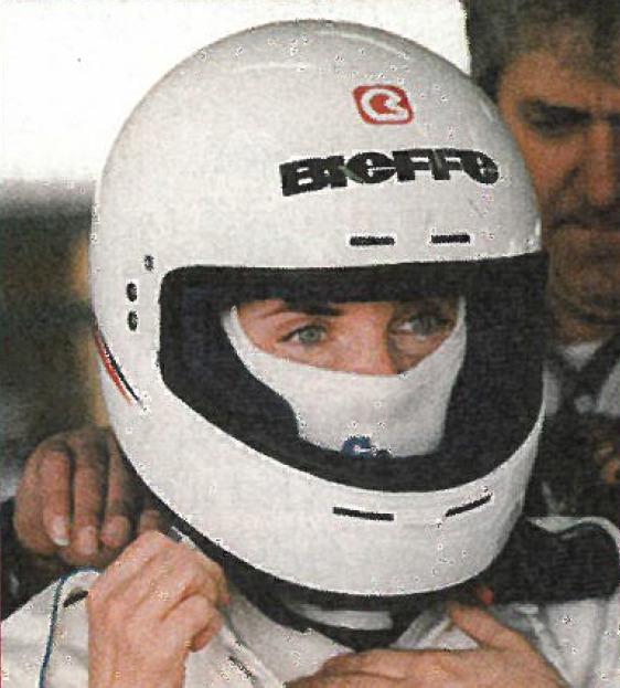 2000 - Markéta Fialová na závodech