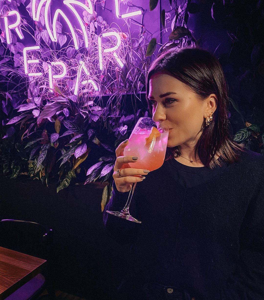 Mariana Prachařová jako brunetka