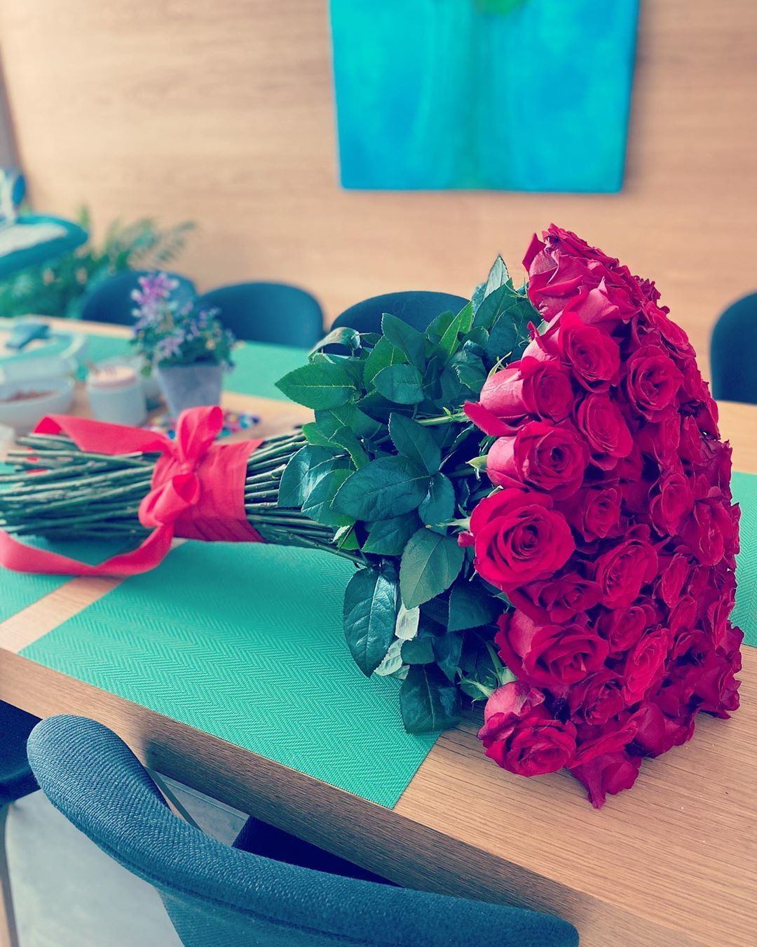 Puget růží, který svým holkým na Valentýna daroval hokejista Tomáše Plekanec!