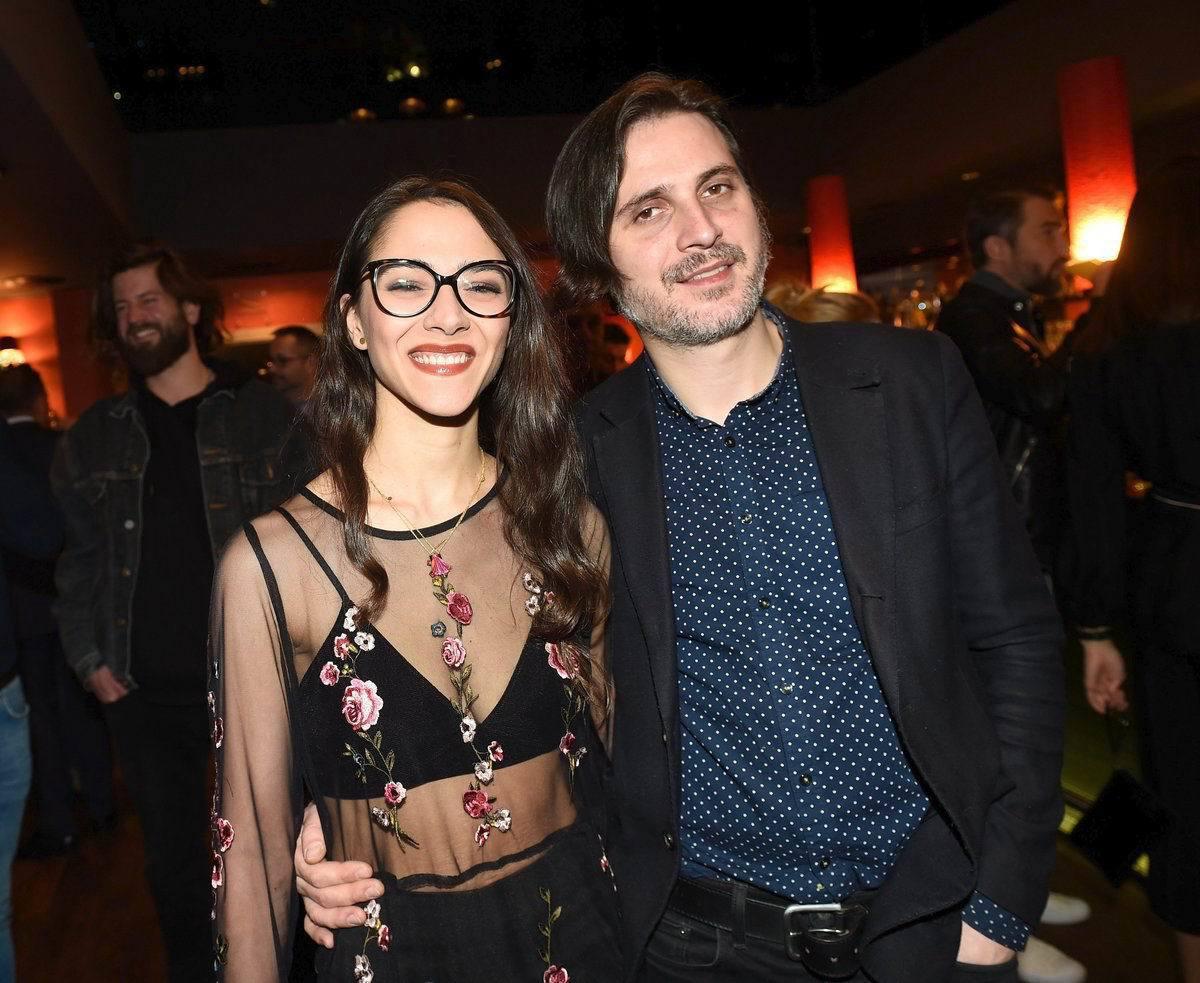 S expartnerem Michaelem Krásným.