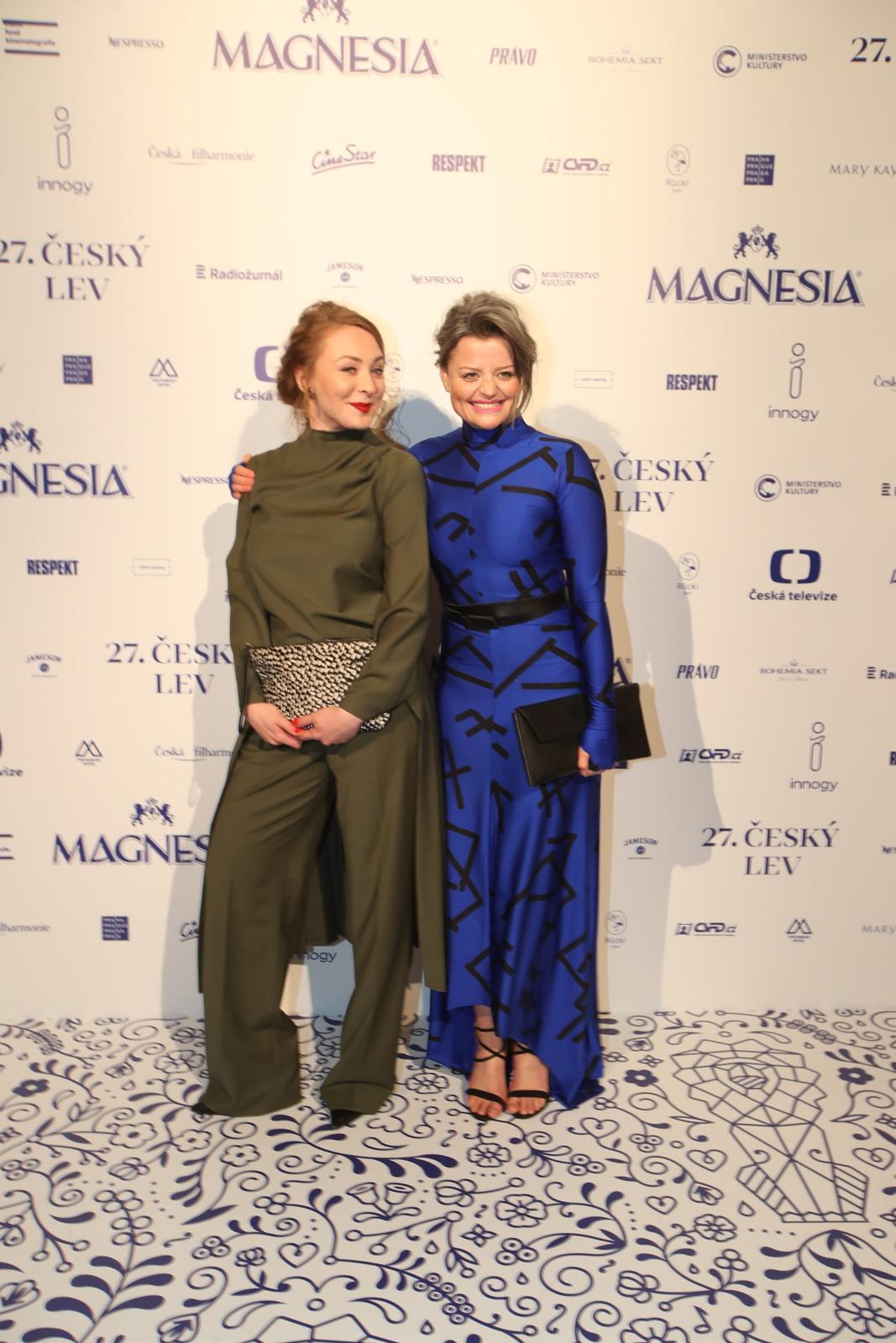 Erika Stárková s přítelkyní