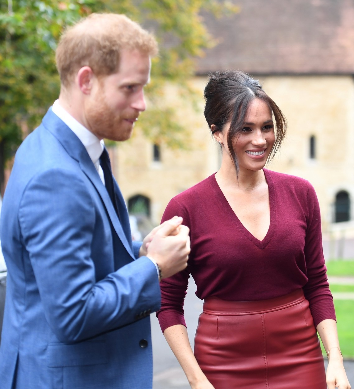 Vévodkyně Meghan a Harry