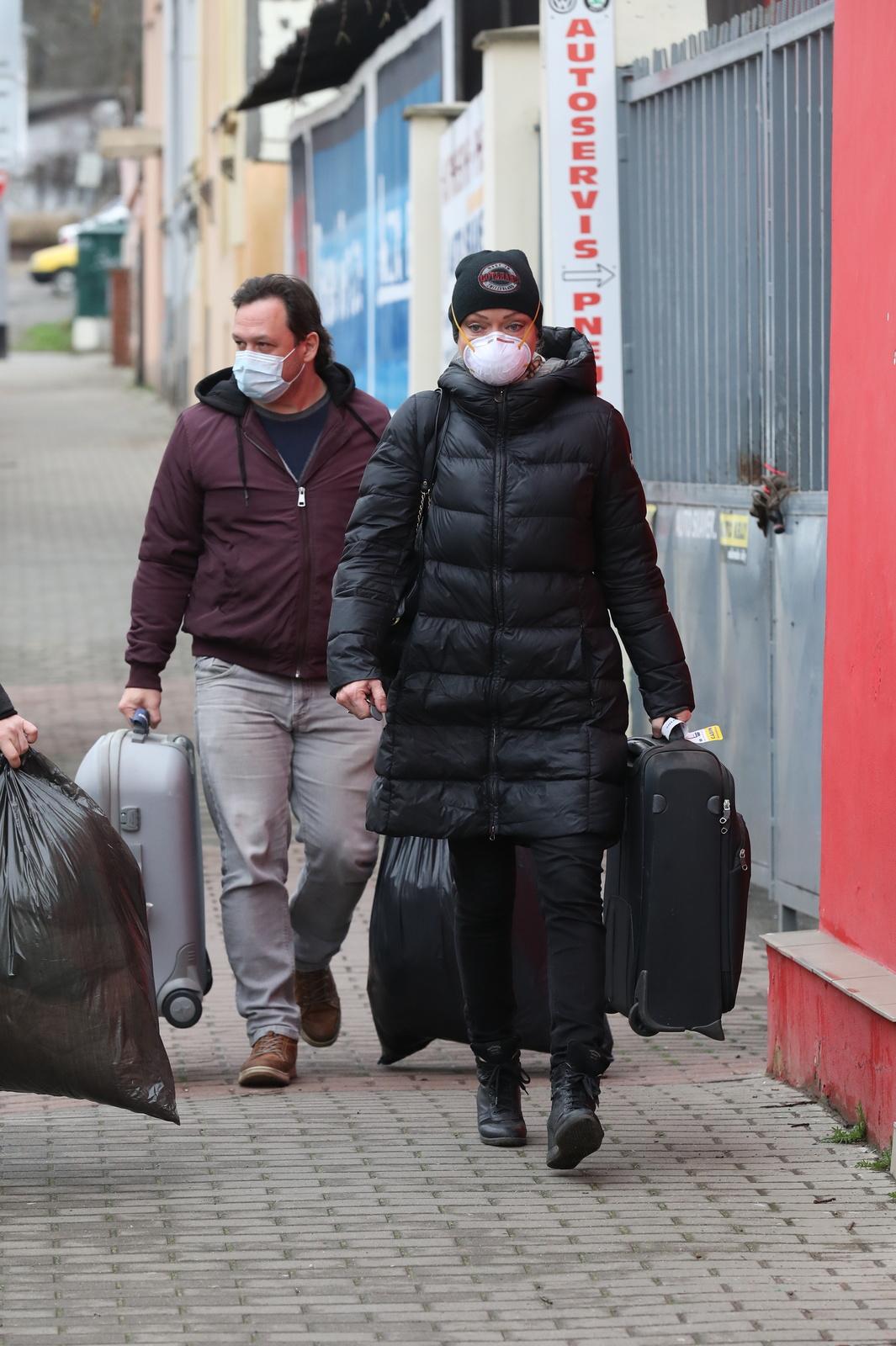 Dominika Gottová se přestěhovala do Prahy. O práci ale kvůli koronaviru přišla