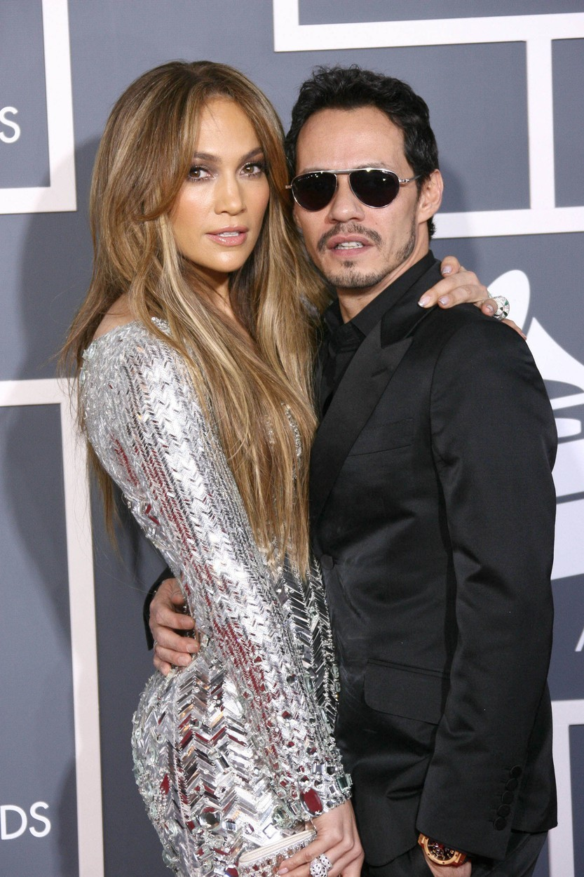 Jennifer Lopez a Marc Anthony