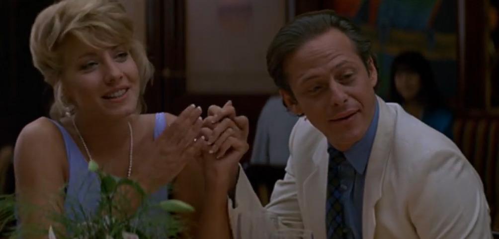 1986: Ve snímku Krokodýl Dundee se Sue Charltonovou.
