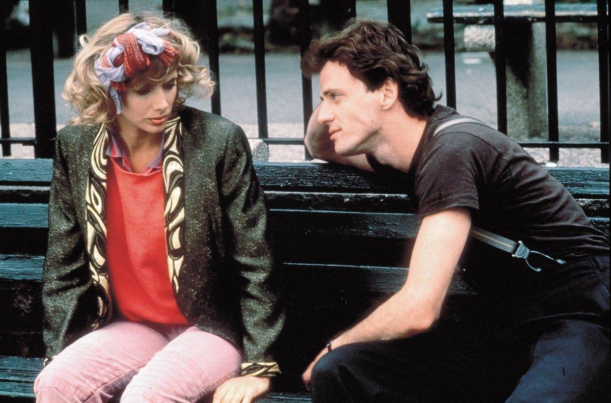 Mark Blum s Rosanou Arquette