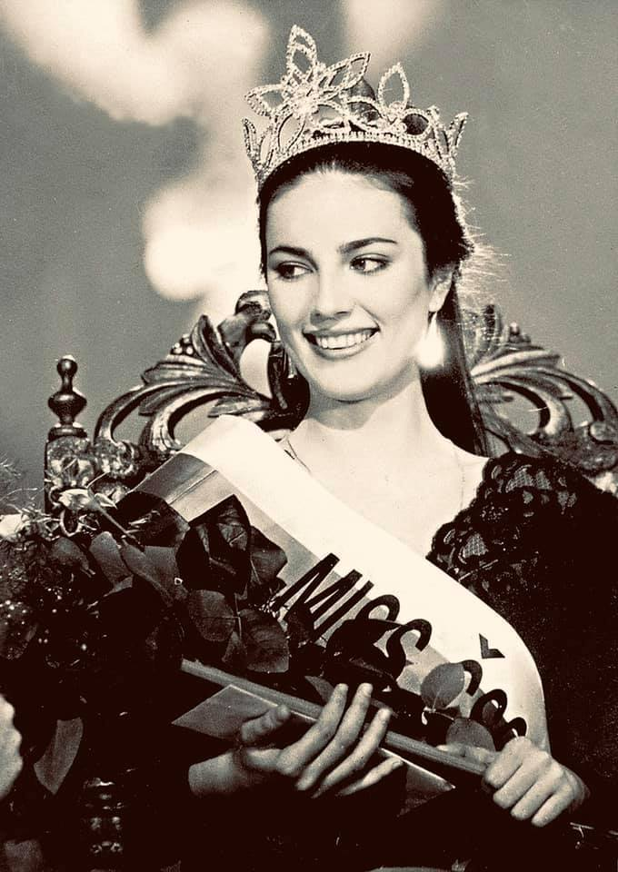 Ivana Christová jako Miss