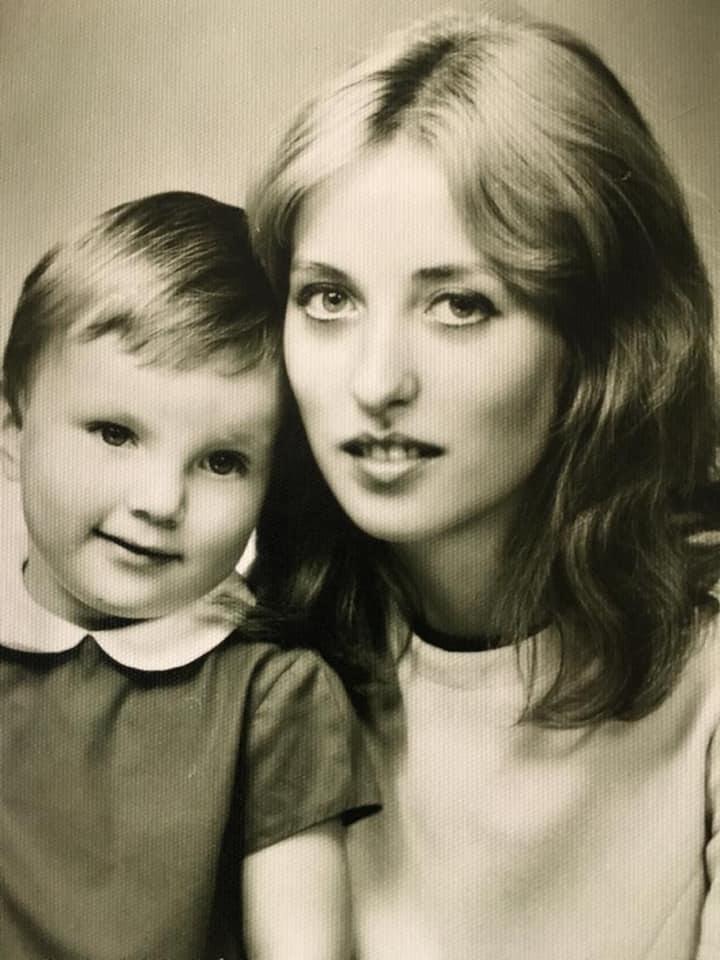 Ivana Christová a fotky z dětství