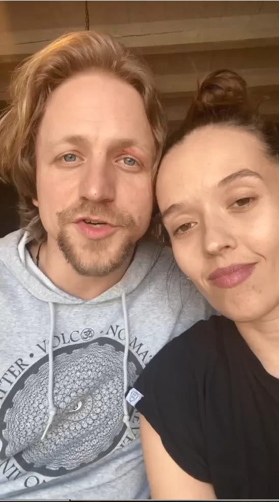 Tomáš Klus, Tamara Klusová