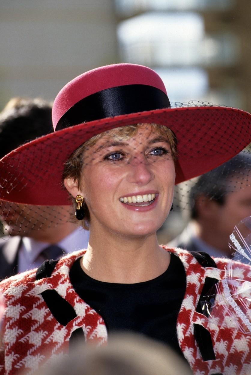 Princezna Diana (†37)