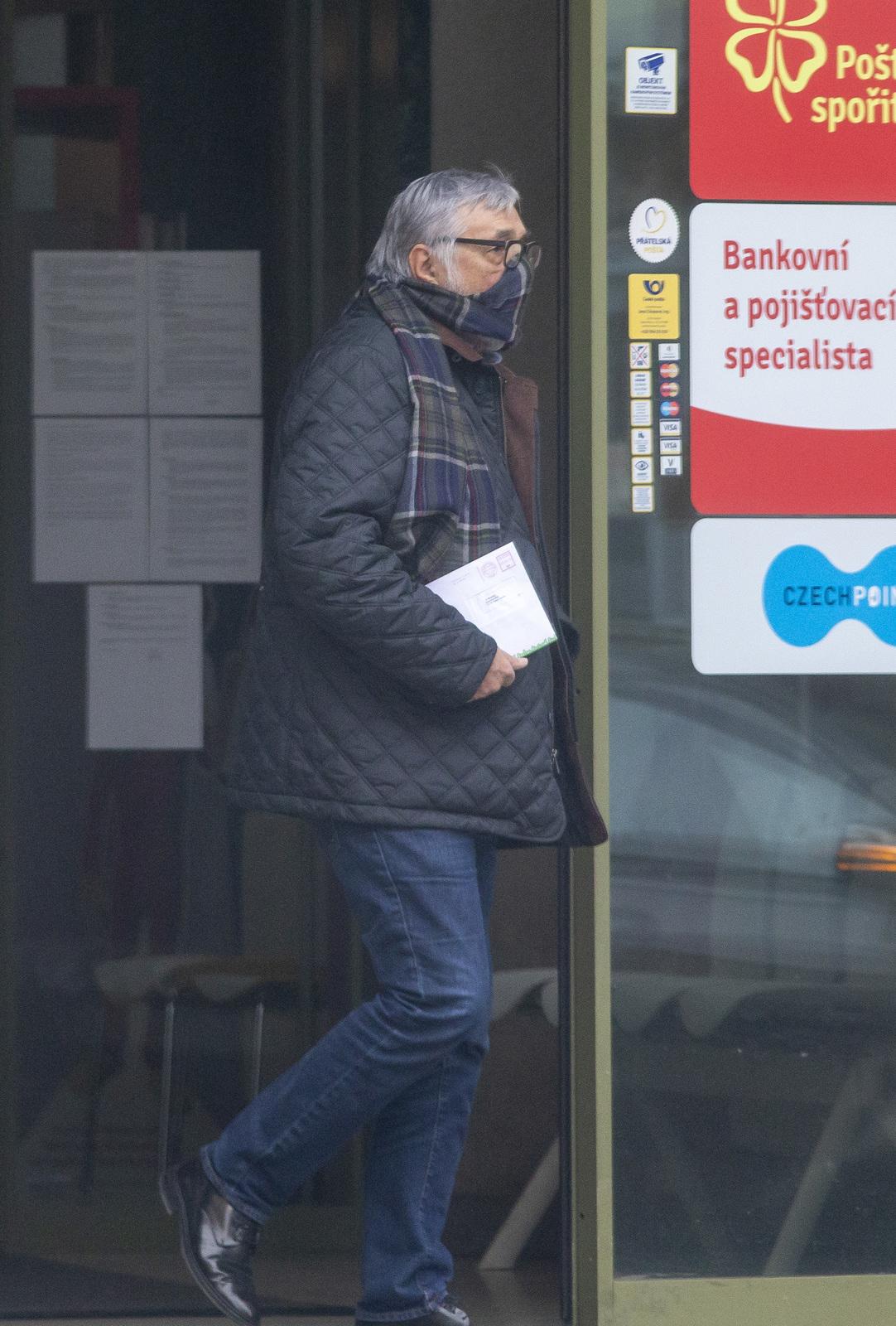 Jiří Bartoška a jeho listonošská karanténa