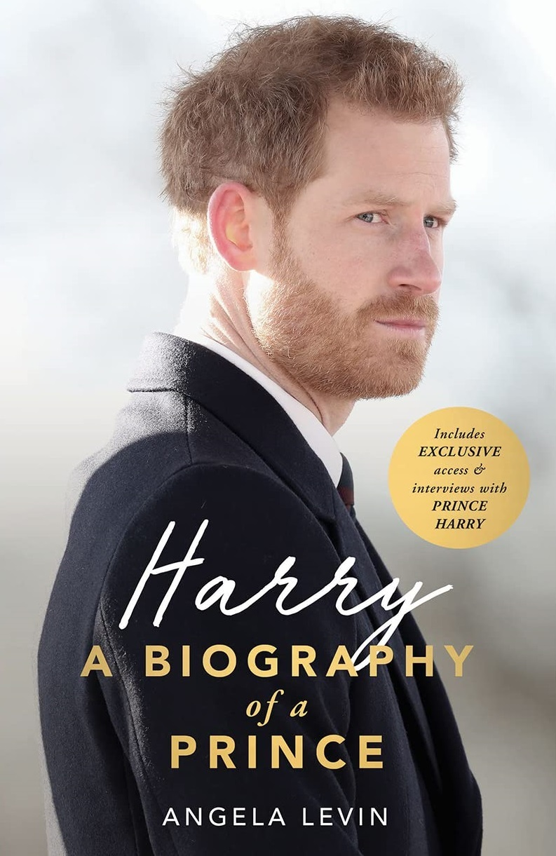 Životopis prince Harryho vyšel v roce 2018.