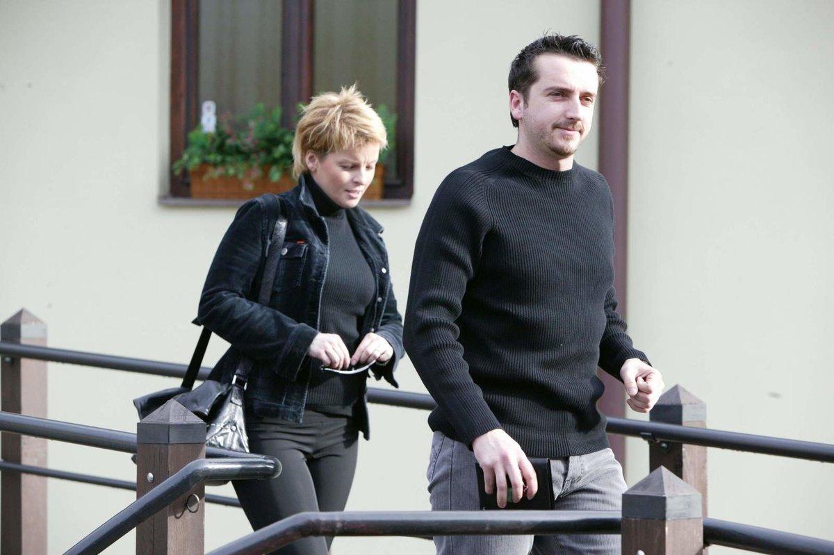 Iveta Bartošová s Danielem Bartákem