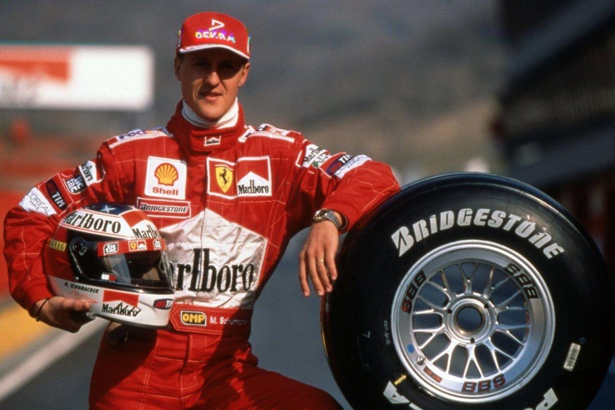 Ve Ferrari se stal Michael Schumacher legendou formule 1