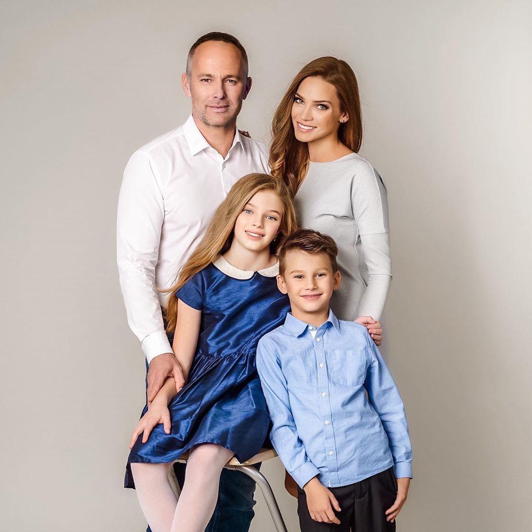 Krásná rodinka!