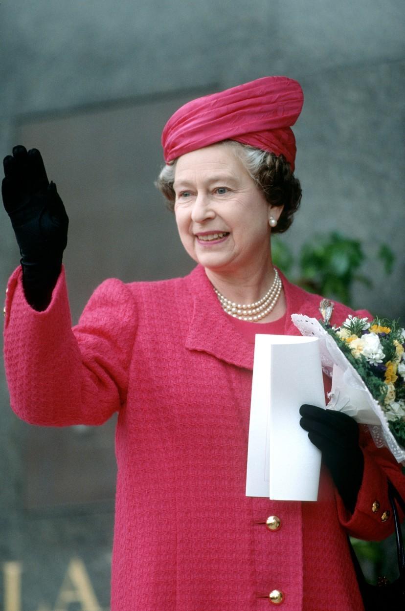 1989: Alžběta II.