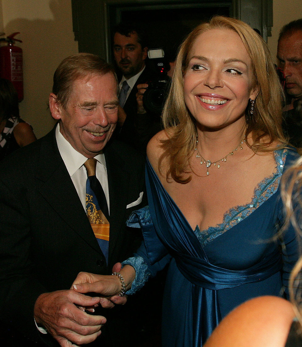 I Václav Havel si na Hradě občas užíval, že může všechno.