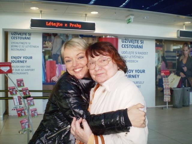Dominika Gottová a Antonie Zacpalová