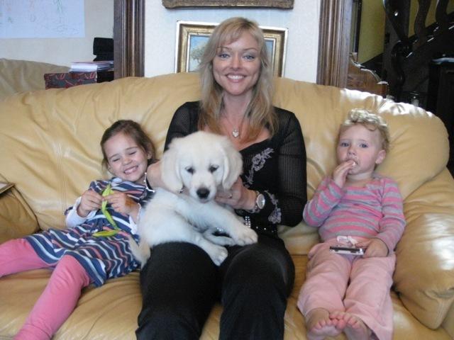 Dominika Gottová se sestrami