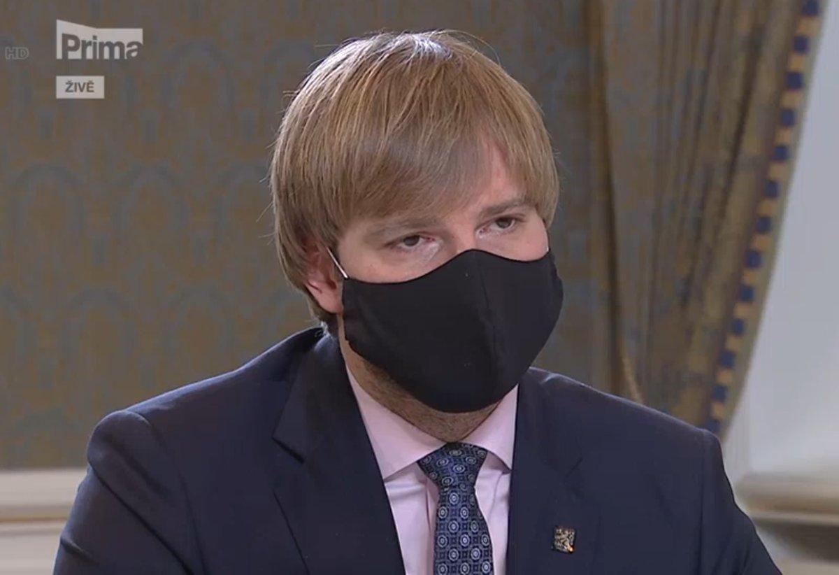 Debata o koronaviru: Adam Vojtěch, ministr zdravotnictví, v Partii na Primě (3.5.2020)
