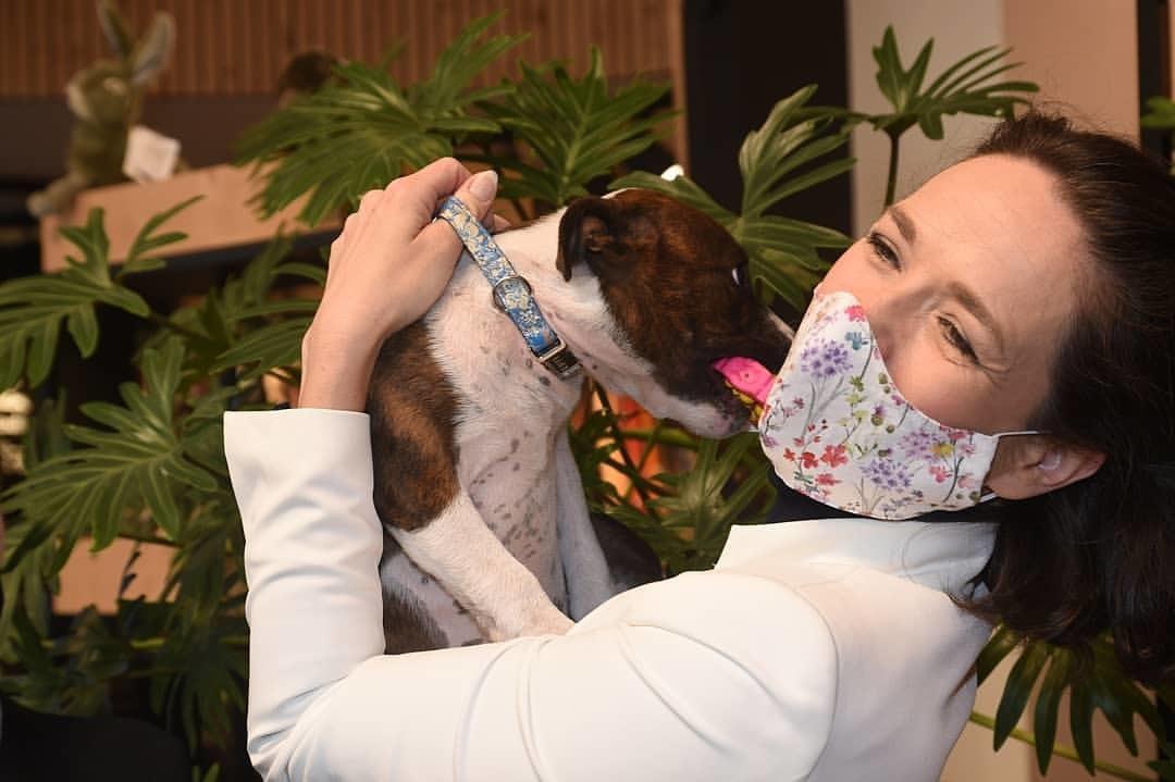 Herečka Tereza Kostková si pořídila štěně