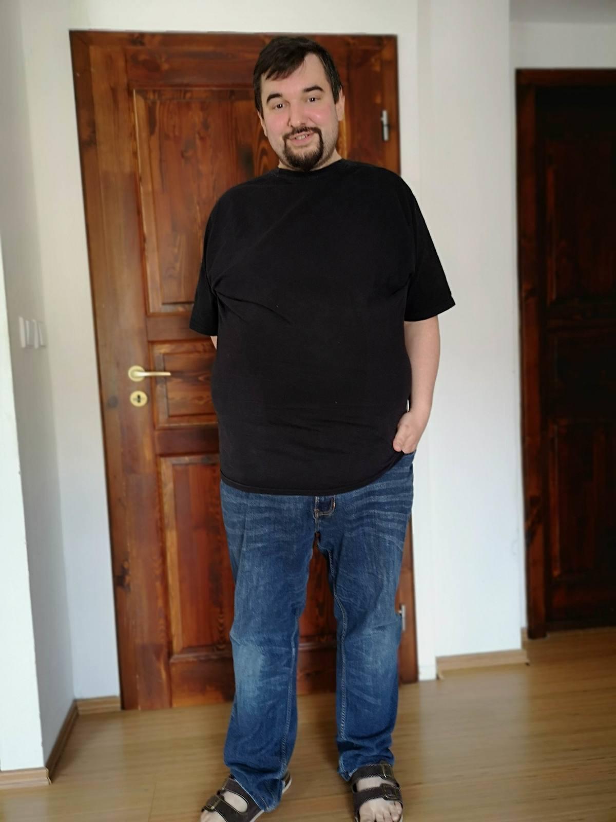 Režisér Tomáš Magnusek shodil 50 kilo! Chybí mu ještě 20 do vysněné stovky.